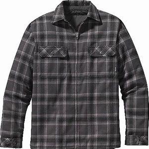 Patagonia | Reversible Flannel Jacket